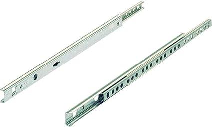 Hettich Rail coulissant de pr/écision pour tiroir KA 9220236