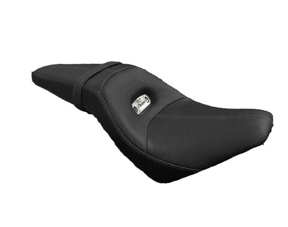 Indian New OEM Scout Sport Seat Black, 2881997-01 by Polaris