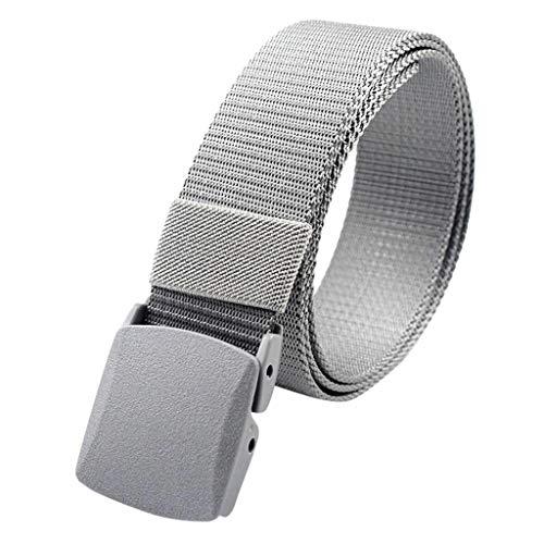 Man Belt Comfortable Unique Travel Security Money Belt Hidden Money Pocket Anti-Theft Wallet Belt