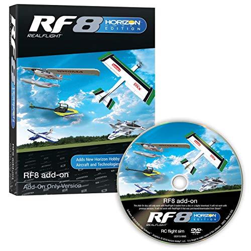 (RealFlight RF8 Horizon Hobby Edition Add-On)