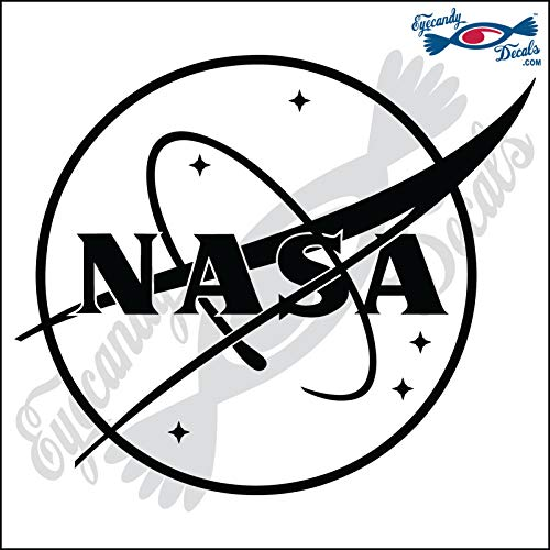 (Eyecandy Decals NASA Logo Meatball 5