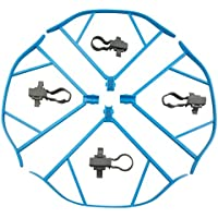UUMART DJI Mavic Pro Quadcopter Drone Spare Parts Propeller Guard Set-Blue
