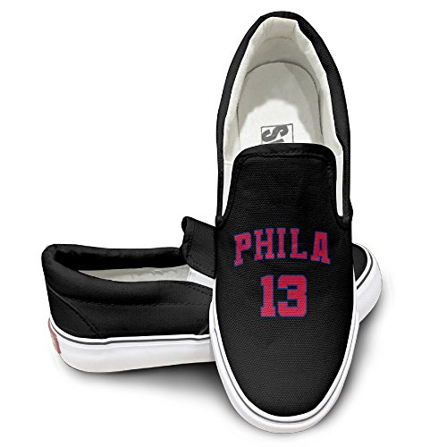HYRONE Phila #13 Chamberlain Basketball Design Sport Shoes Baseball (Dead Baseball Player Costume)