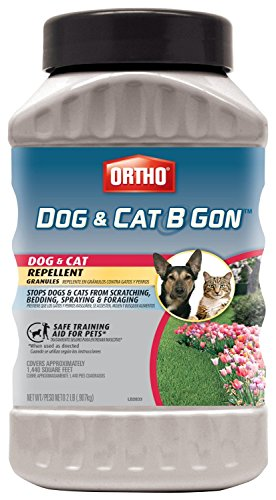 (Ortho Dog and Cat B Gon Dog and Cat Repellent Granules, 2-Pound)