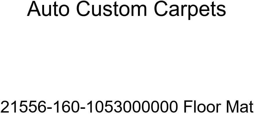 Auto Custom Carpets 21556-160-1053000000 Floor Mat