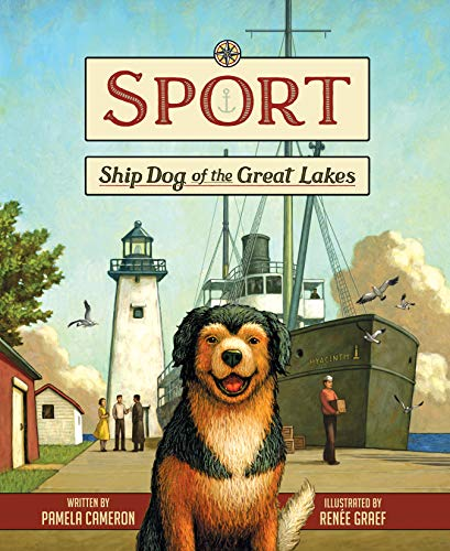 (Sport: Ship Dog of the Great Lakes )