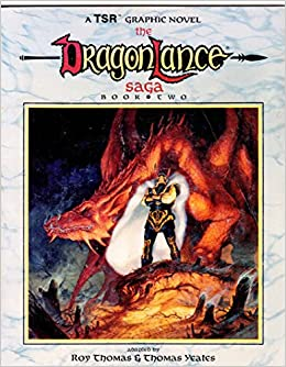 Book Dragonlance Saga: The Graphic Novel: v. 2 (TSR Fantasy)
