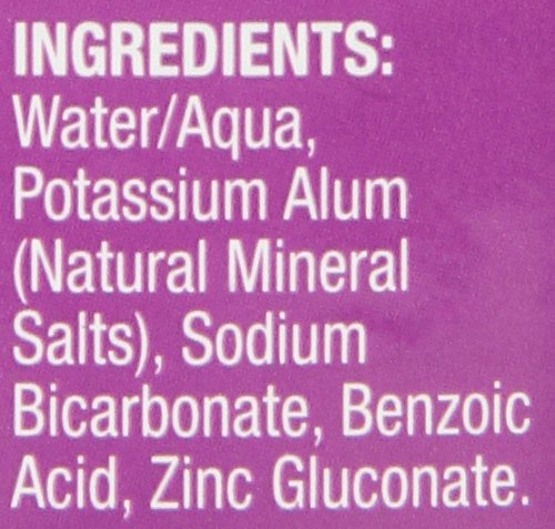5e07887130f2 Amazon.com  Crystal Mineral Deodorant Spray, Unscented, 4.0 oz (Pack of 6)   Beauty