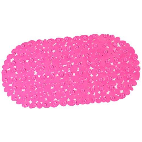 ilovebaby Sandy Stone Baby Kids Safety Non Slip Tub Shower Bath Mat, Mildew Mold Resistant Bathmat (Rose Red) by ilovebaby (Image #5)