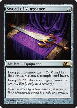 Magic: the Gathering - Sword of Vengeance - Magic 2011
