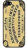 iPhone 4/4s Case Ouija Board (Silicone - Black)