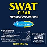 Farnam Swat Clear Fly Repellent Ointment
