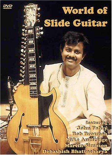 DVD : Bob Brozman - World Of Slide Guitar (DVD)
