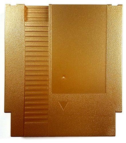 Nintendo NES Cartridge Shell (Copper Gold, 3-screw) Brand New