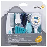 Safety 1st IH3410300 Grooming Kit, Arctic Blue