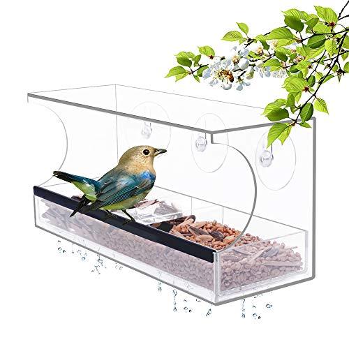 YestBuy Window Bird Feeder