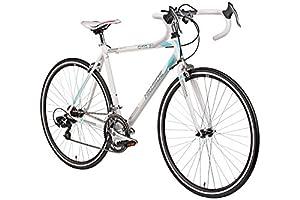 28 Rennrad Fahrrad Bike 700C Hillside Cito 2.0 14 Gang Shimano Schaltung 52...