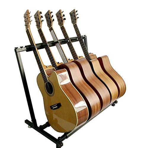MultiWare Guitar Stand Multiple Guitar Rack 5 - Buy Online