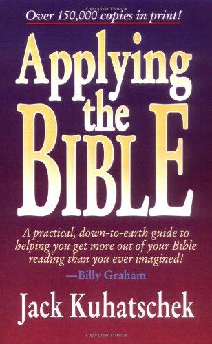 Applying the Bible