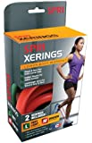 SPRI Xering Resistance Bands (2 Pack)