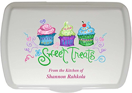 Personalized Custom Cake Pan with Artist Series Lid