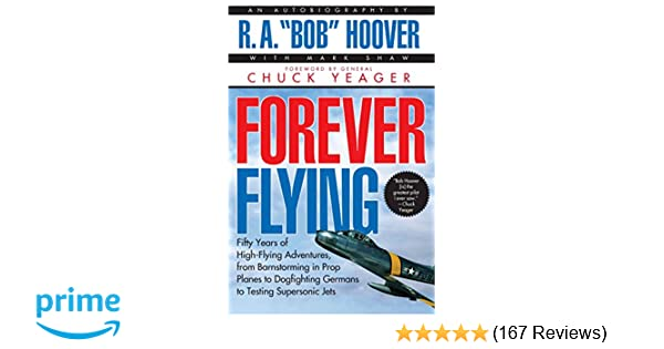 flying the feathered edge bob hoover