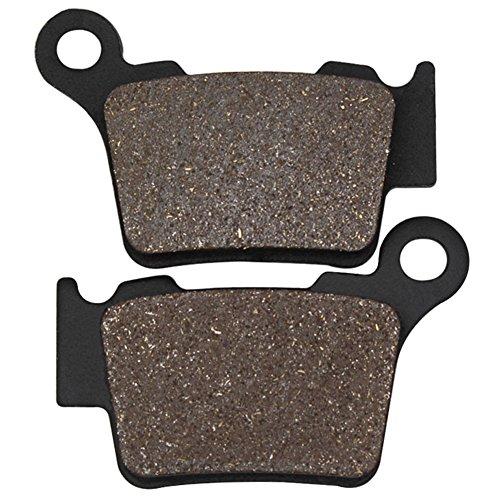 Cyleto Rear Brake Pads for HUSABERG FE250 FE 250 2013/FE350 FE 350 2013/FE390 FE 390 New 70° Engine 2010 2011 2012 -