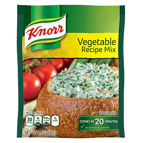 Knorr Recipe Mix, Vegetable, 1.4 oz
