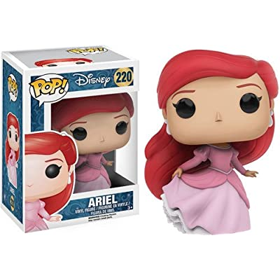 Funko Pop! Disney: The Little Mermaid - Ariel Gown Vinyl Figure: Funko Pop! Disney:: Toys & Games