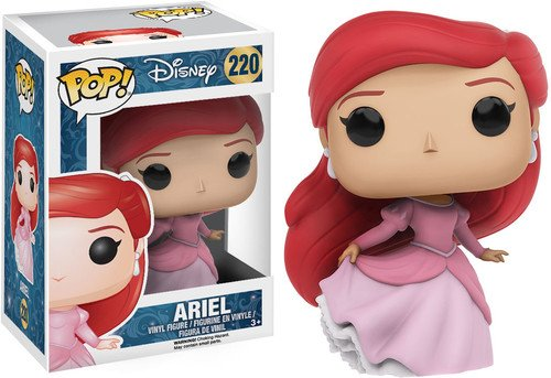 Funko Pop! Disney Princess Ariel with dress