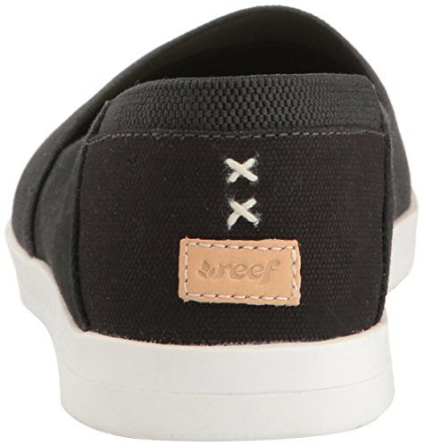Reef Damen Rose Sneaker Schwarz (Black Bla)