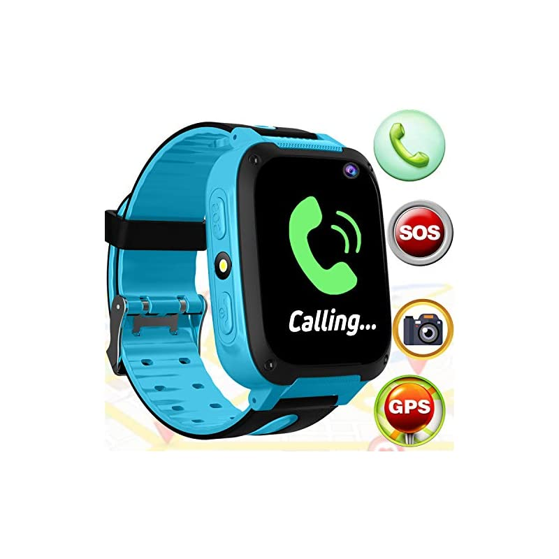 Kids Smart Watch Phone - GPS Tracker Wat
