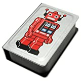 Kotobuki 280-285 Tin Toy Robot Bento Box