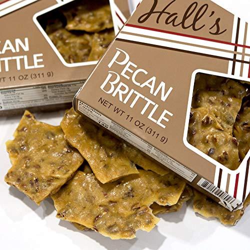 Hall's Pecan Brittle, 11 oz