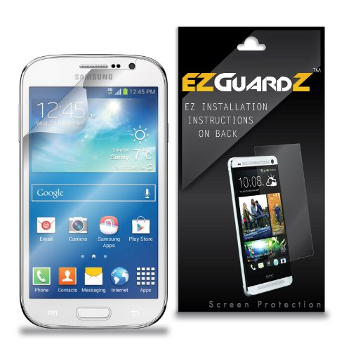 (5-Pack) EZGuardZ Screen Protector for Samsung Galaxy Grand Neo Plus (Ultra Clear)