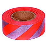 Product review for Allen Reflective Flagging Tape, 150 Ft. Roll