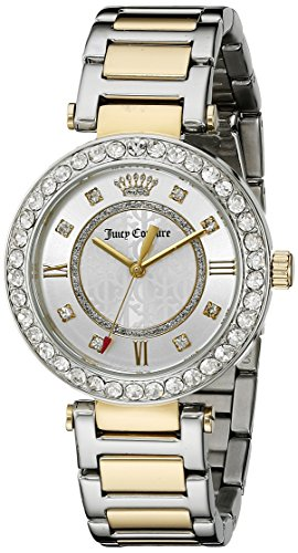 Juicy Couture Women's 1901322 Cali Two-Tone Steel Watch