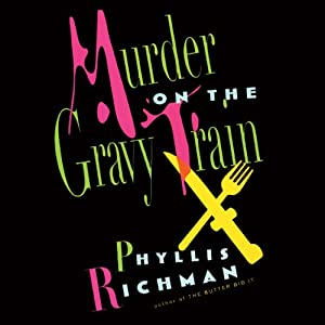 Murder on the Gravy Train Audiobook