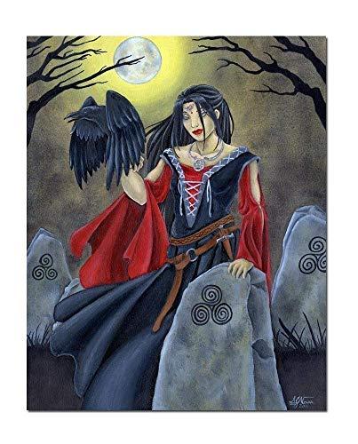 Gothic Fantasy 8x10 Art Print