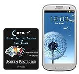 Chevron AquaShieldz Pro Diamond Screen Guard Protector For Samsung I9300 Galaxy S III