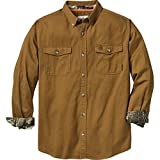 Legendary Whitetails Men's Backroads Twill Shirt Barley Medium - Best Reviews Guide
