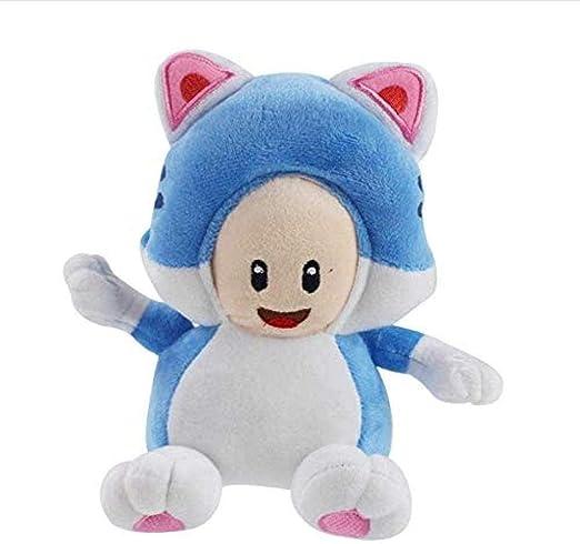 Amazon Com N D Super Mario Bros Kinopio Doll 3d World Game
