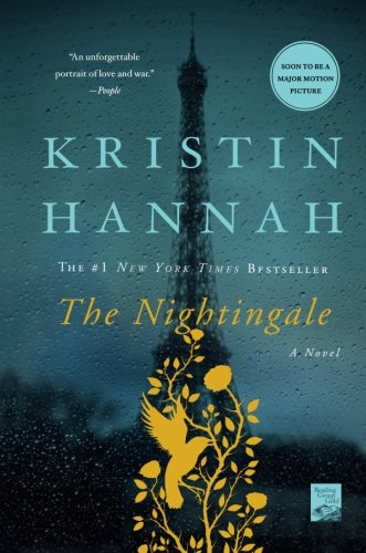 The Nightingale: A Novel (Best War Fiction Novels Of All Time)