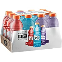 12-Pack Gatorade G2 Thirst Quencher Bottles