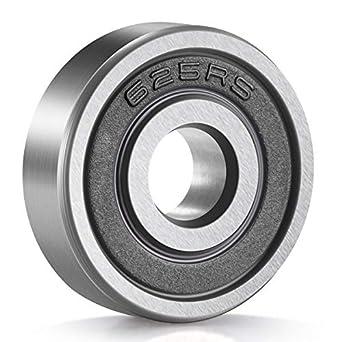 625 Bearing Open 5x16x5  Miniature Ball Bearings
