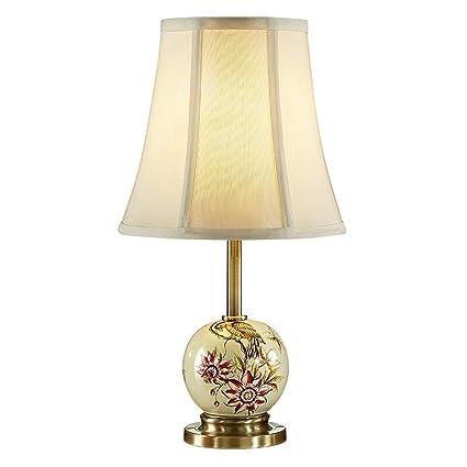 &Luz para Leer Lámpara de Mesa Sala de Estar Decoración ...