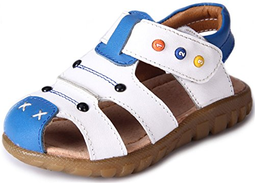 ppxid-boys-girls-closed-toe-outdoor-casual-sandal-white-5-us-size