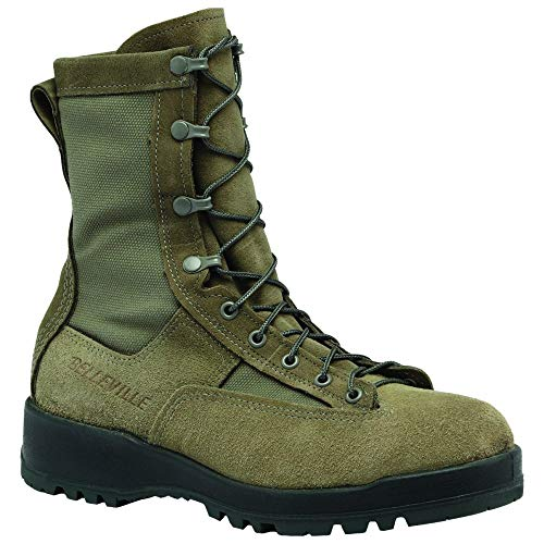 Belleville 690 Men's 8-in WP Flight USAF Tactical Boot Sage Green 8 W US