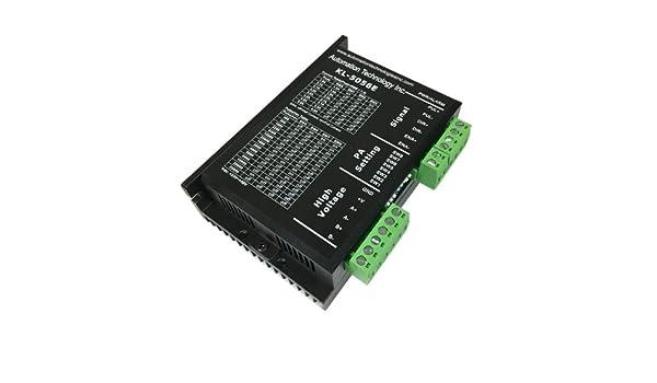 KL-5056E Digital Bipolar Stepper Motor Driver-32 bit DSP Based