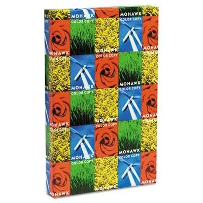 Copier Gloss Cover Paper, 100lb, 94 Brightness, Letter, Pure White, 250 Shts 40Lb/Tabloid Size Paper by Mohawk Home